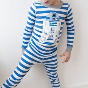 Hanna Andersson Pajama Bundle, size 6-7